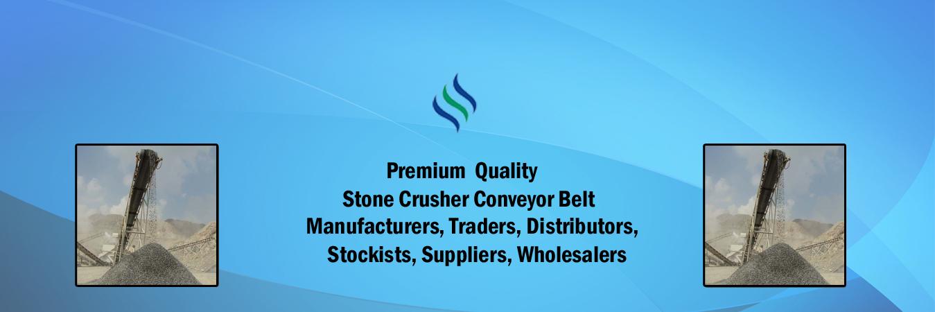 Stone Crusher Conveyor Belt